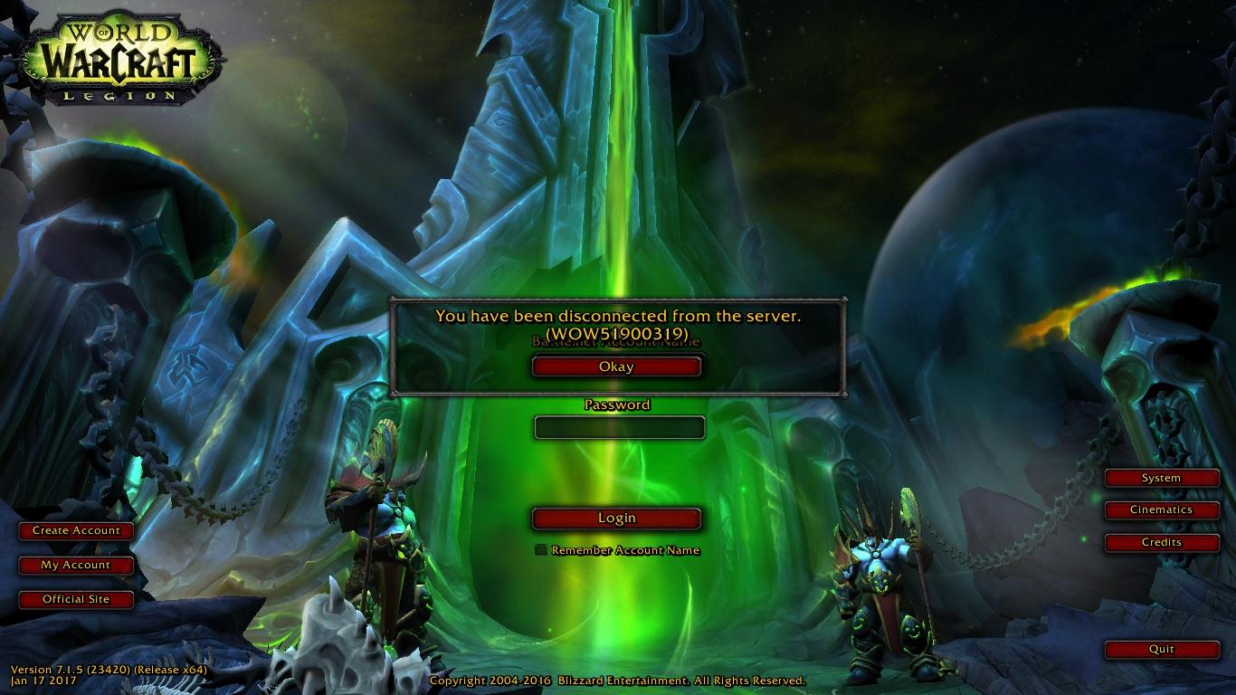 Battlenet Keeps Disconnecting